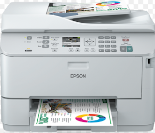Epson WorkForce Pro WP-4595DNF Driver Free Download