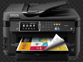 Télécharger Pilote Epson WF-7610 Driver Installer Imprimante Gratuit Pour Windows 10, Windows 8.1, Windows 8, Windows 7 et Mac
