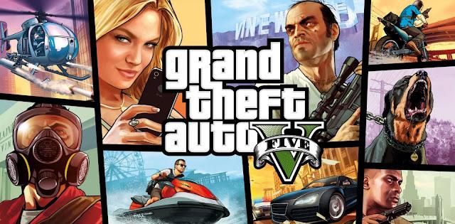 Grand Theft Auto V (GTA 5) - FREE DOWNLOAD