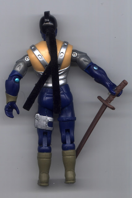 1995 Ninja Commandos Knock Out, Unproduced, Prototype, G.I. Joe