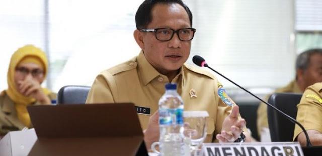 Pilkada, Tito Karnavian Tegas: Kalau Ada Petahana Bikin Konvoi Kerumunan Massa, Saya Tindak
