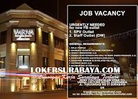 Loker Surabaya di Varna Culture Hotel Terbaru Desember 2019