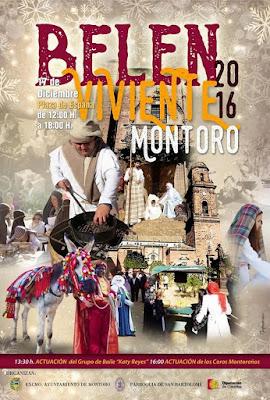 Belén Viviente de Montoro (Córdoba) 2016