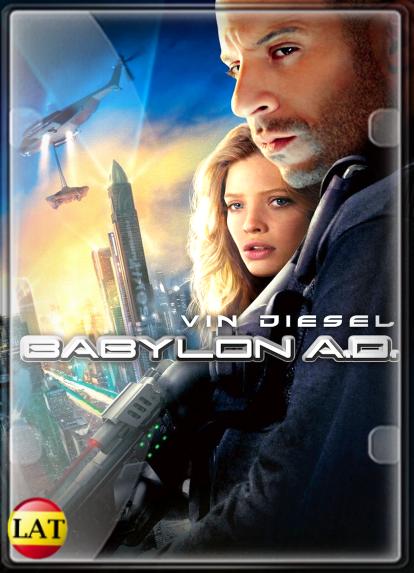 Misión Babilonia (2008) EXTENDED DVDRIP LATINO