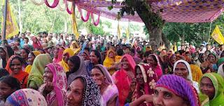 FB_IMG_1568465297545 विशाल सभा मे उपस्थित लोगों को माननीय पूर्व कैबिनेट मंत्री श्री ओमप्रकाश राजभर जी के विचारों को बताते हुए