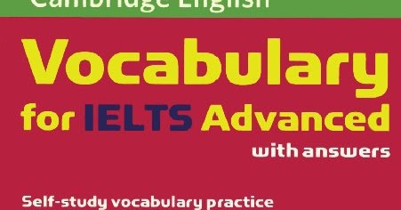 free download vocabulary for ielts pdf