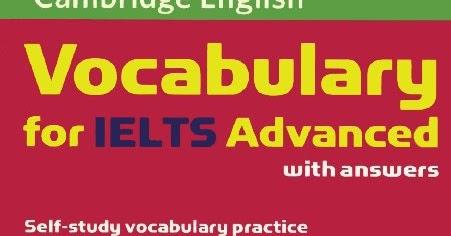 Cambridge Vocabulary For Advanced Pdf