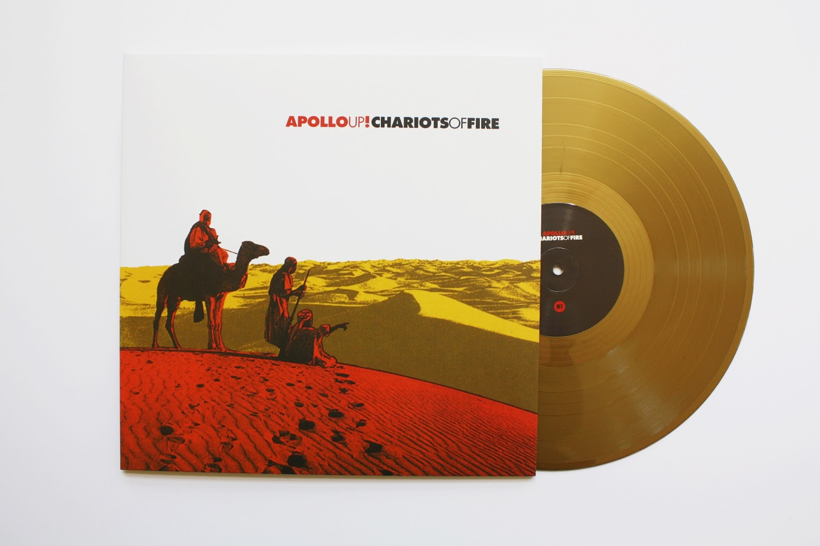 Apollo Up! Chariots of Fire vinyl