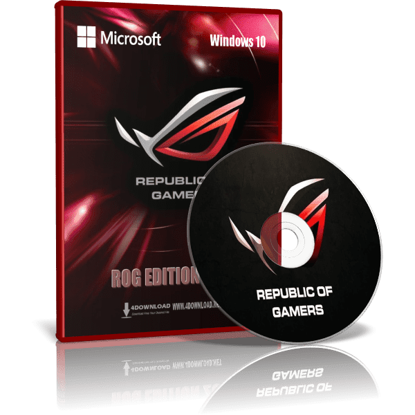 Windows 10 ROG EDITION 2020 v7