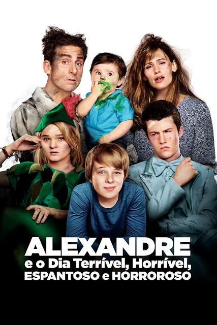 poster Alexandre e o Dia Terrível, Horrível, Espantoso e Horroroso