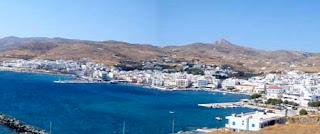 Tinos Town - Tinos, Greek Island, Greece