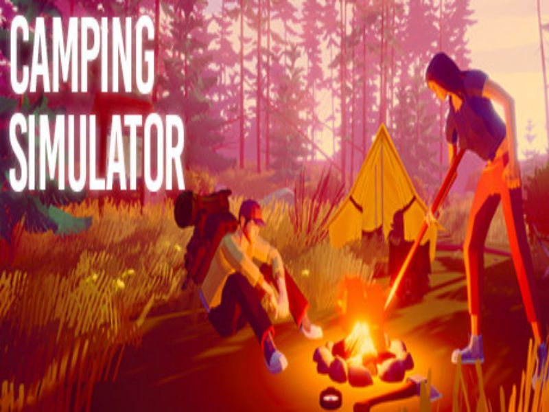 Download Camping Simulator The Squad Game PC Free
