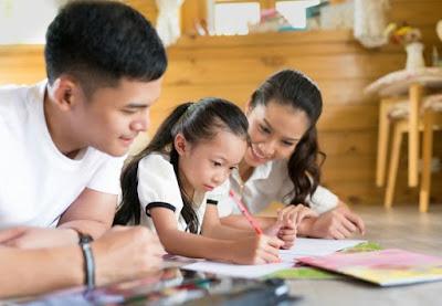pengaruh orang tua millenial terhadap kinerja otak anak