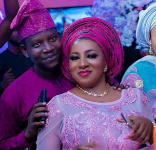 I Love My husband Irrespective Of His Ugliness Actress  Mide Martins Says