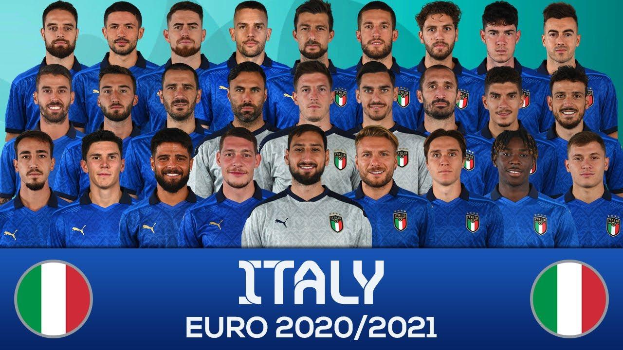 ارقام منتخب ايطاليا القياسية