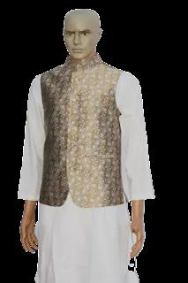 kurta jacket set