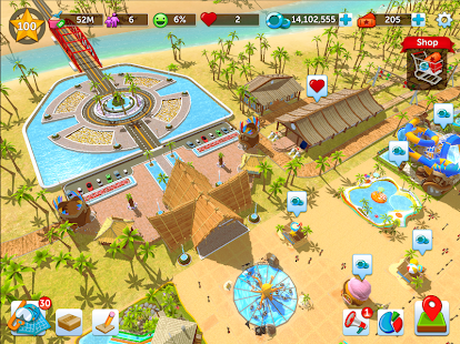 RollerCoaster Tycoon Touch Mod Apk Download