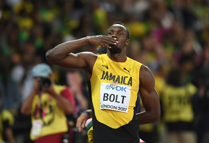 Usain Bolt to undergo Trial at Football Club Borussia Dortmund