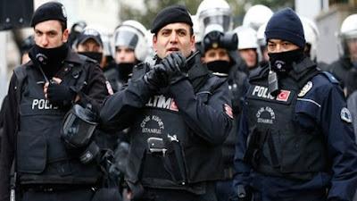 الأمن التركي