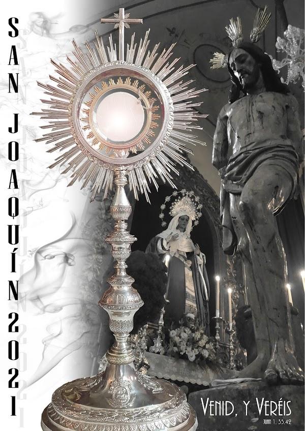 La hermandad de La Flagelación ya tiene cartel anunciador del Domingo de Ramos