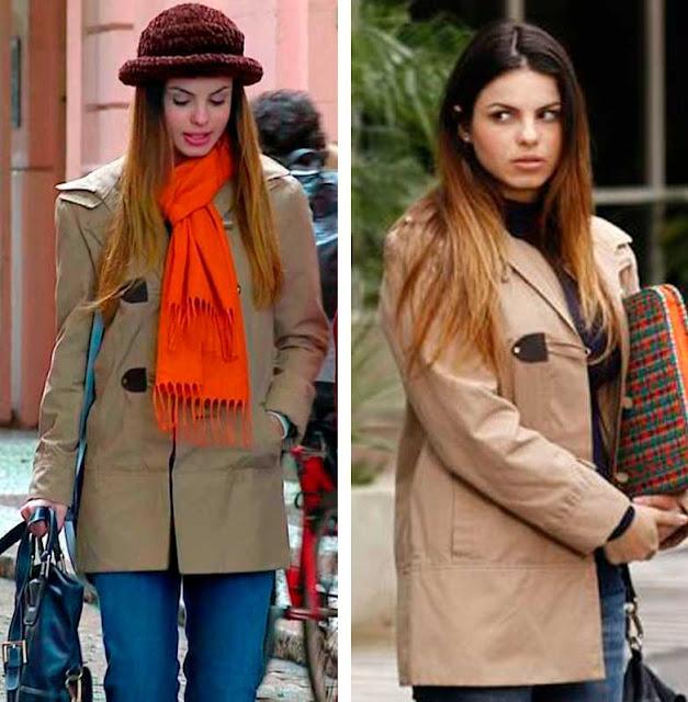 casacos da alicem em a vida da gente