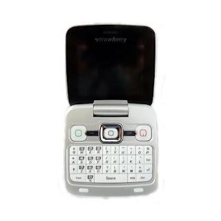Spesifikasi Hape Unik Strawberry Whisky ST99 Flip Phone
