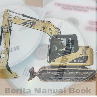 CAT 311D LRR Service Manual Excator 1
