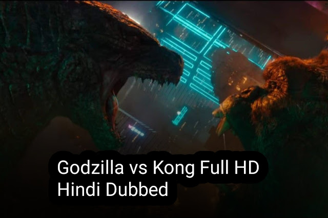 Godzilla vs. Kong Hindi Dubbed Leaked Full HD tamilrockers , Free Download Online on Tamilrockers.ws and Other Torrent Sites