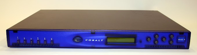 Cobalt RaQ 3