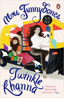Download Free Book Mrs Funnybones: She's just like You and a lot like Me by Twinkle Khanna PDF