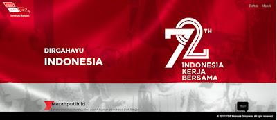 Merahputih.id Email Pertama di Indonesia