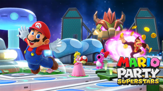 Mario Party Superstars (Switch): vídeo traz gameplay de todos os 100 minigames do jogo