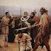 Όταν ο άγιος Νικόλαος πέρασε μέσα από το πλήθος, πήρε το σπαθί από τα χέρια του δημίου, το έριξε στο έδαφος & διέταξε να απελευθερωθούν οι 3 ετοιμοθάνατοι...