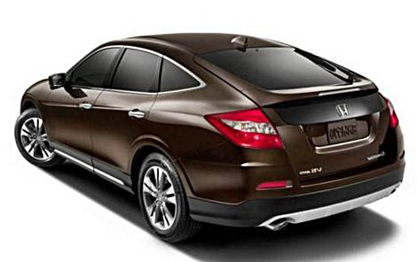 2017 Honda Crosstour Redesign Release And Price