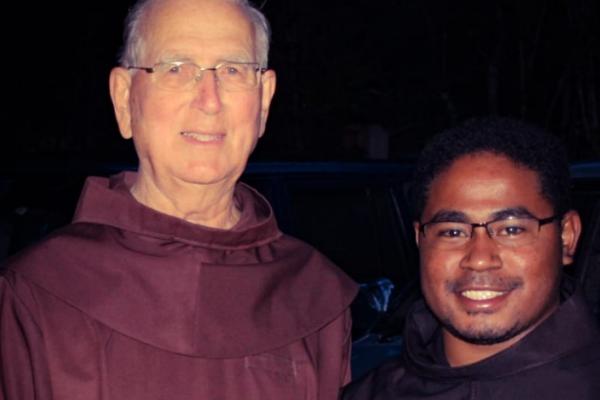 Pastor Frans Lieshout telah meninggal dunia