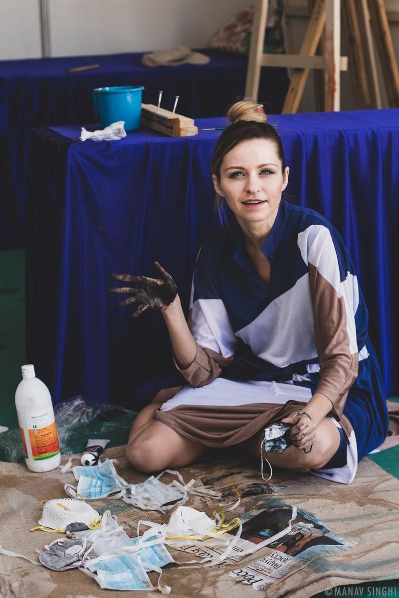 Valeria Barbas Artist from Moldova