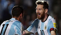 Argentina vs Colombia 3-0 Video Gol & Highlights