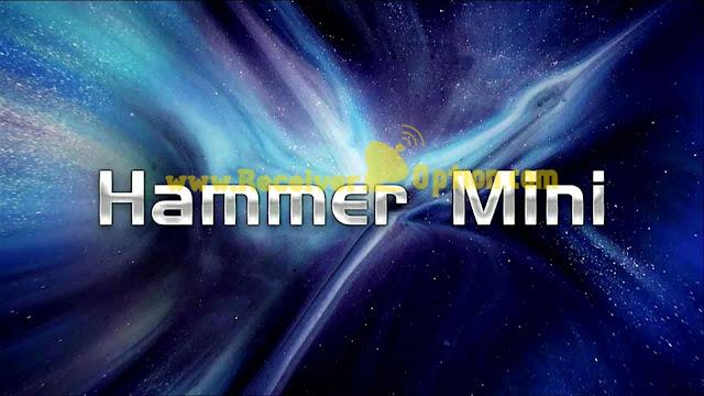 HAMMER MINI 1506TV 512 4M NEW SOFTWARE 11 JANUARY 2021