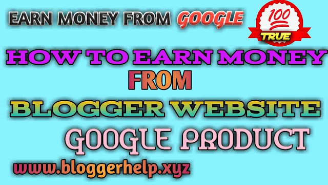 How to earn money from Blog site