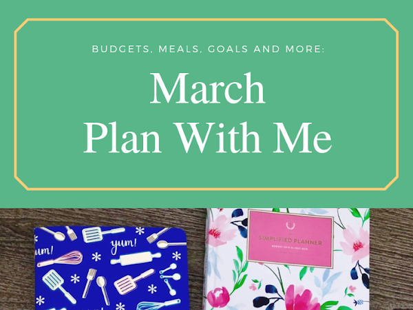 March Plan With Me
