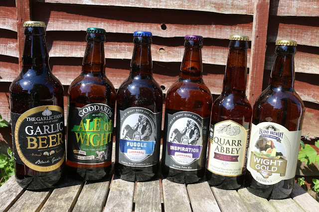 Isle of Wight Bottled Real Ales