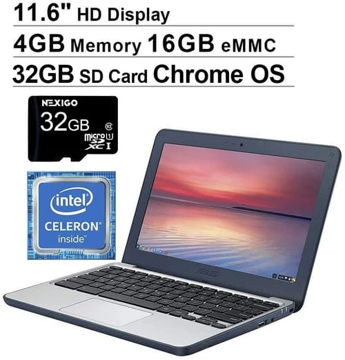 Review 2020 Newest Asus Chromebook Laptop