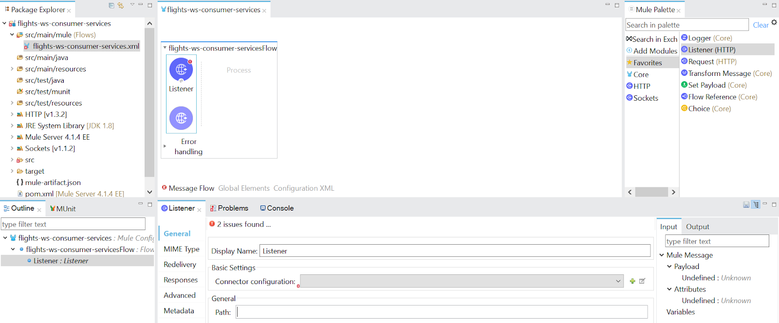 Consuming SOAP Web Services Using MuleSoft 4