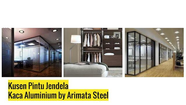 gambar untuk harga kusen aluminium di jakarta