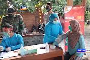 Polres Bojonegoro Dirikan Gerai Vaksinasi Di Pelosok Pedesaan
