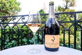 Nos Adresses : Bucolic Tour, l'été en terrasse de la Maison de Champagne Billecart Salmon - Première étape en Rooftop à l'Hôtel Raphael - Paris 16