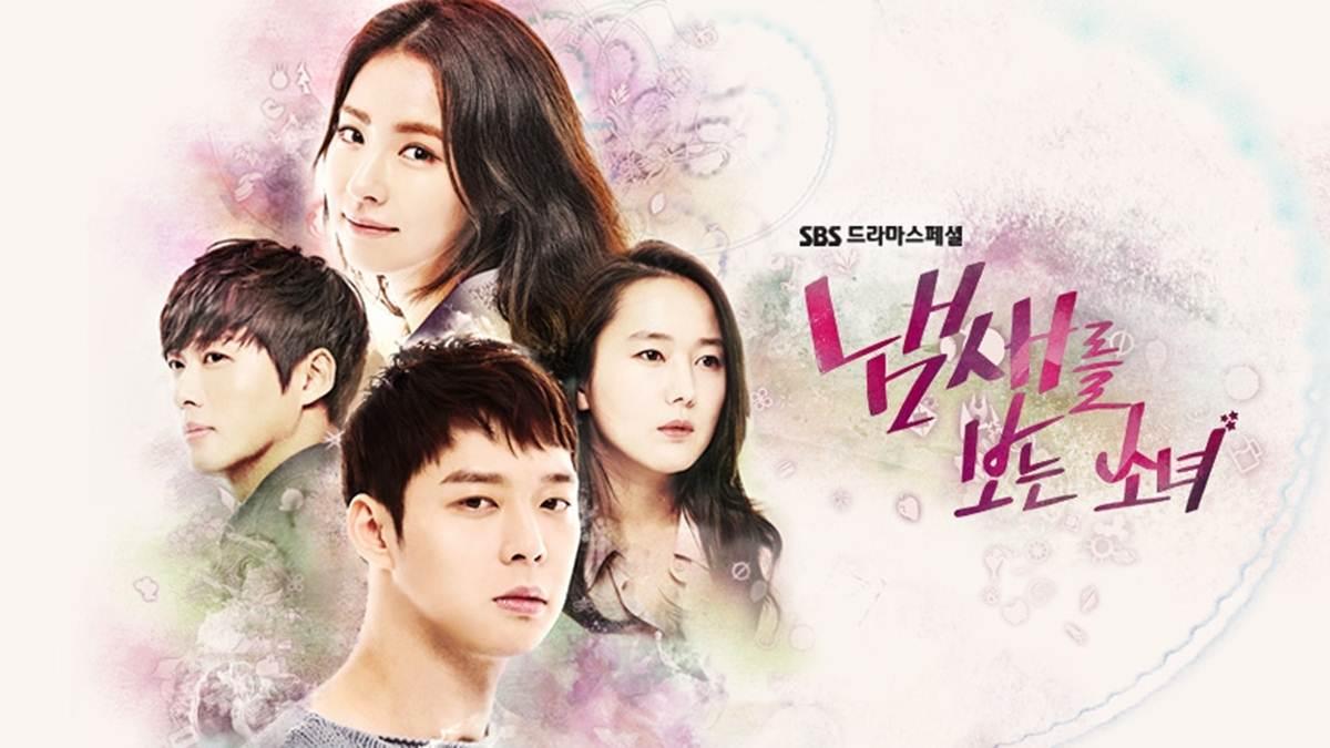 Drama Korea The Girl Who Sees Smeels (2015)
