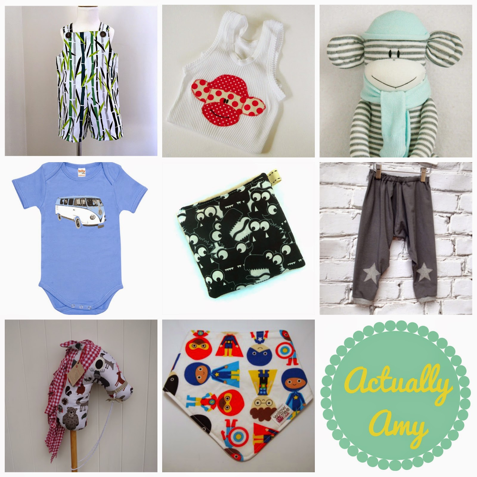 Handmade Boys Clothing And Toys