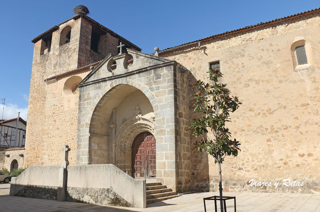 Iglesia de la Asunción de Cuacos de Yuste