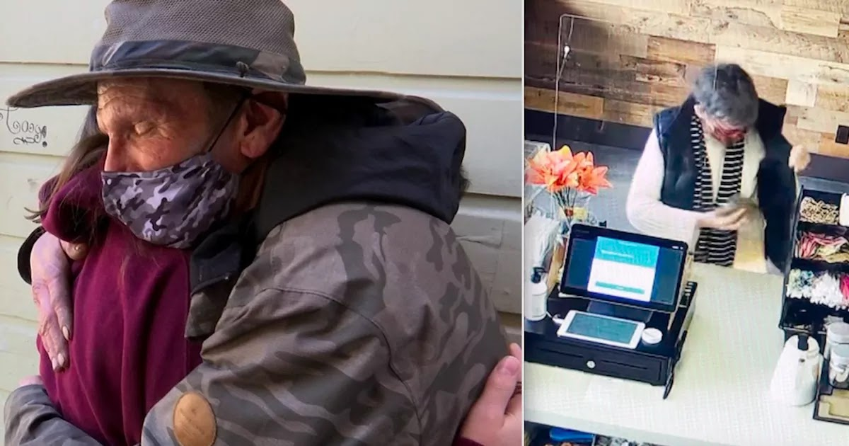 12-Year-Old Girl Donates All Her Birthday Money To Kind Homeless Man Who Returned Her Grandma's Lost Wallet